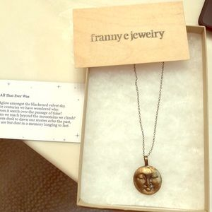 Franny E All that ever was necklace